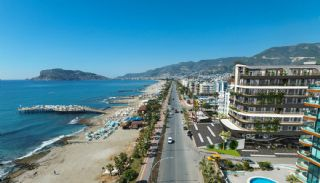 Seafront Apartments in the Luxury Complex of Alanya, Alanya / Oba
