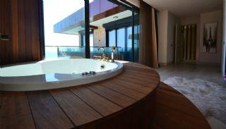 ویلاهای دارای دید دریا با استخر اختصاصی در بکتاش آلانیا, تصاویر داخلی-15