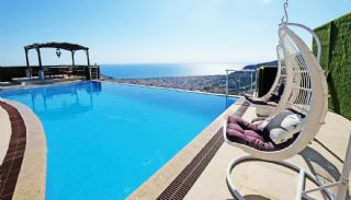 Ultra-Lux Furnished Villa with Infinity Pool in Alanya, Alanya / Bektas