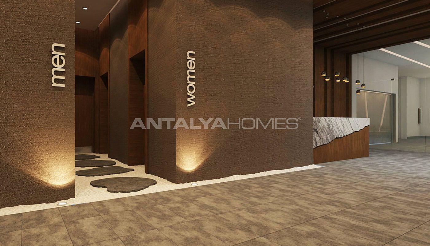 moderne alanya wohnungen mit hochwertigen materialien. Black Bedroom Furniture Sets. Home Design Ideas