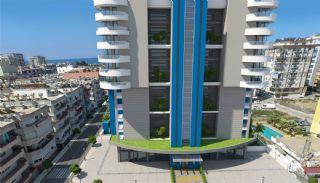 آپارتمانهای با کیفیت نزدیک به دریا در محموتلار آلانیا, آلانیا / محمودلار - video