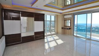Panoramic Sea and Castle Views Villa in Alanya Kargicak, Interior Photos-6