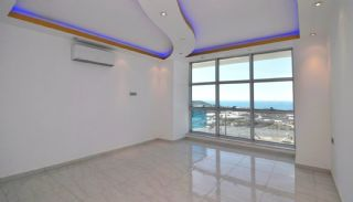 Panoramic Sea and Castle Views Villa in Alanya Kargicak, Interior Photos-9