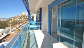Panoramic Sea and Castle Views Villa in Alanya Kargicak, Interior Photos-22