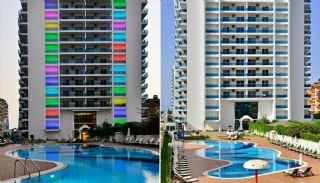 Luxury Apartments Near All Facilities in Alanya Mahmutlar, Alanya / Mahmutlar - video