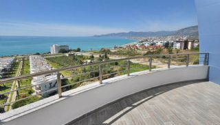 Recently Completed Alanya Apartments with Sea View, Alanya / Kargicak