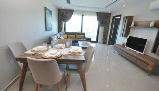 Recently Completed Alanya Apartments with Sea View, Interior Photos-2