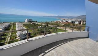 Recently Completed Alanya Apartments with Sea View, Interior Photos-11