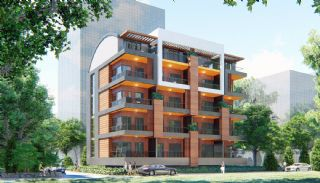 Centrally Located Alanya Apartments in the Boutique Project, Alanya / Center - video