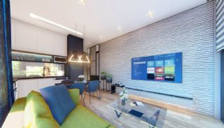 Centrally Located Alanya Apartments in the Boutique Project, Interior Photos-3