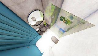 شقق بموقع مركزي في الانيا في مشروع البوتيك, تصاوير المبنى من الداخل-13