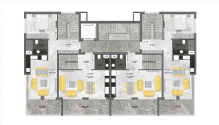 Centrally Located Alanya Apartments in the Boutique Project, Property Plans-2