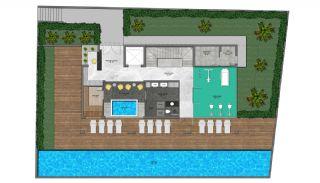 Centraal Gelegen Alanya Appartementen Boutique Project, Vloer Plannen-4