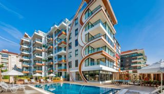 Seafront Apartments in the Boutique Complex in Alanya, Alanya / Kestel