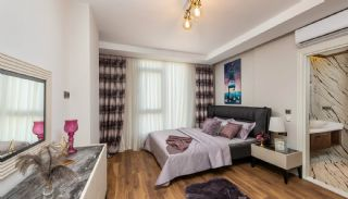 Seafront Apartments in the Boutique Complex in Alanya, Interior Photos-6
