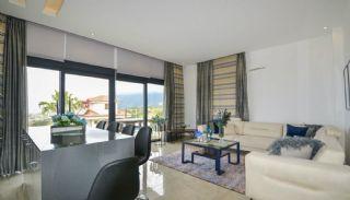 Zeezicht Villa's op Perfecte Locatie in Alanya, Interieur Foto-1