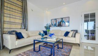 Zeezicht Villa's op Perfecte Locatie in Alanya, Interieur Foto-2