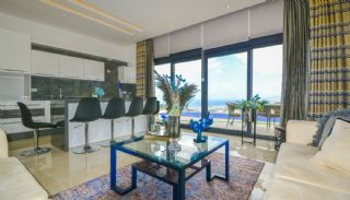 Sea View Villas at Perfect Location in Alanya Kargıcak, Interior Photos-3