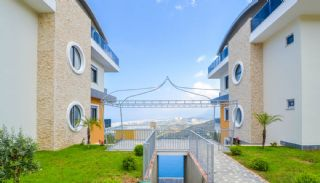 Duplex Alanya Apartments with Remarkable Sea View, Alanya / Kargicak - video