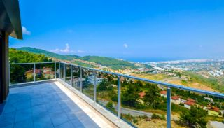 Duplex Alanya Apartments with Remarkable Sea View, Interior Photos-13