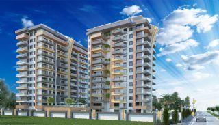 Nouveaux Appartements de Luxe en Bord de Mer à Alanya, Alanya / Mahmutlar - video