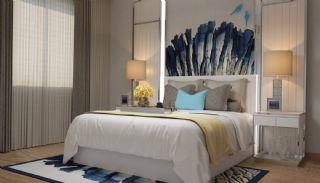 Helt Nya Lyxiga Lägenheter Vid Stranden i Alanya, Interiör bilder-4
