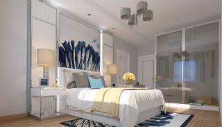 Helt Nya Lyxiga Lägenheter Vid Stranden i Alanya, Interiör bilder-5