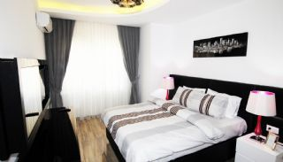 Central Apartments Close to Cleopatra Beach in Alanya, Interior Photos-14