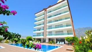 Key-Ready Apartments in Alanya Close to the Beach, Alanya / Kestel