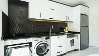 Cheap Apartments with Private Beach in Alanya Avsallar, Interior Photos-2