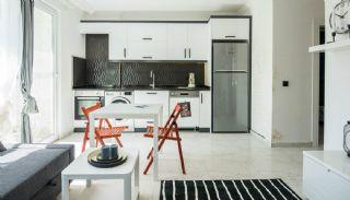 Cheap Apartments with Private Beach in Alanya Avsallar, Interior Photos-5