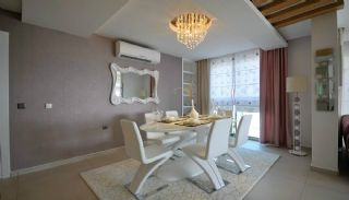 Seafront Alanya Flats with Private Access to the Beach, Interior Photos-6