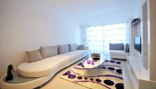 Seafront Alanya Flats with Private Access to the Beach, Interior Photos-7