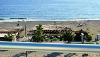 Seafront Alanya Flats with Private Access to the Beach, Interior Photos-13