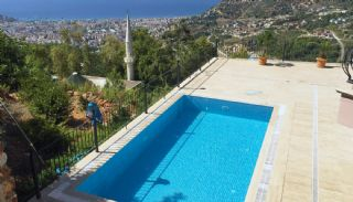 Familienvilla mit Eigenem Pool in Alanya, Alanya / Bektas - video