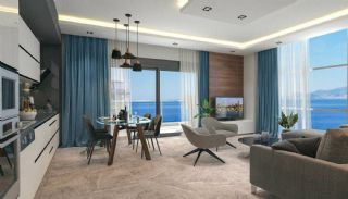 Well-Located Properties in Alanya Kargicak by the Seaside, Interior Photos-3
