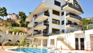 Elegant Alanya Apartments with Castle and Sea Views, Alanya / Center - video