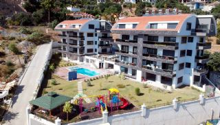 Elegant Alanya Apartments with Castle and Sea Views, Alanya / Center