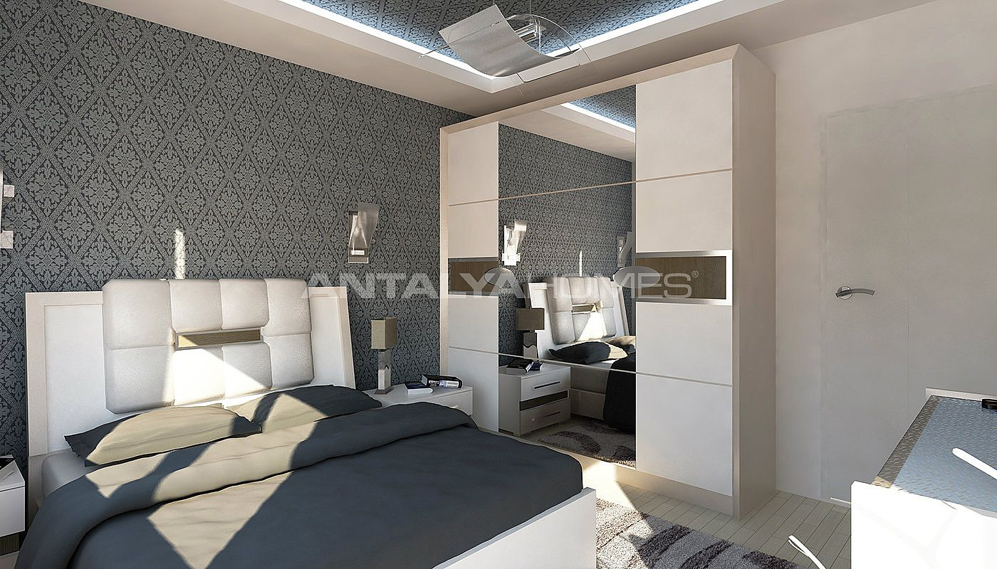 New build real estate surrounded by social facilities in - How to take interior photos for real estate ...