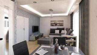 High-Quality Real Estate Close to the Beach in Alanya, Interior Photos-1