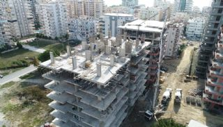 Exquisite Alanya Apartments Surrounded by Daily Amenities, Construction Photos-2