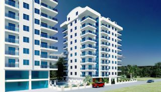 Exquisite Alanya Apartments Surrounded by Daily Amenities, Alanya / Mahmutlar - video