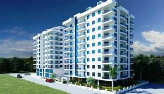 Exquisite Alanya Apartments Surrounded by Daily Amenities, Alanya / Mahmutlar