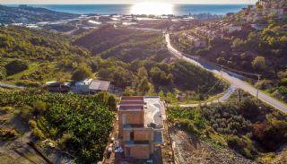 Uniquely Designed Private Villa in Alanya Kargicak, Construction Photos-2
