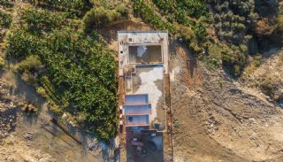 Uniquely Designed Private Villa in Alanya Kargicak, Construction Photos-3