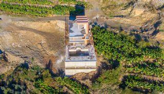 Uniquely Designed Private Villa in Alanya Kargicak, Construction Photos-5