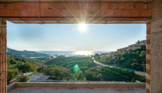 Uniquely Designed Private Villa in Alanya Kargicak, Construction Photos-8