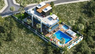 Uniquely Designed Private Villa in Alanya Kargicak, Alanya / Kargicak - video