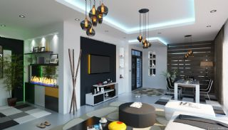 Uniquely Designed Private Villa in Alanya Kargicak, Interior Photos-1