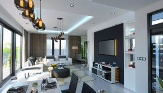 Uniquely Designed Private Villa in Alanya Kargicak, Interior Photos-3